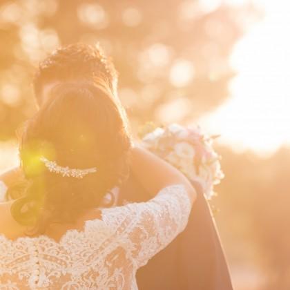 Una boda y mil abrazos