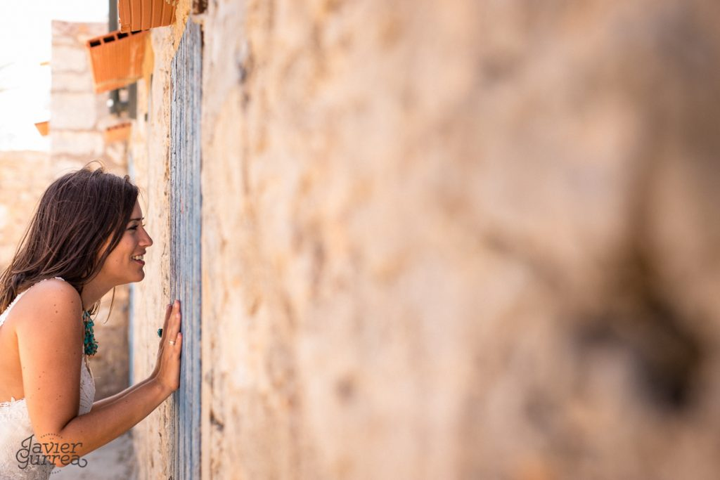 Postboda en Formentera