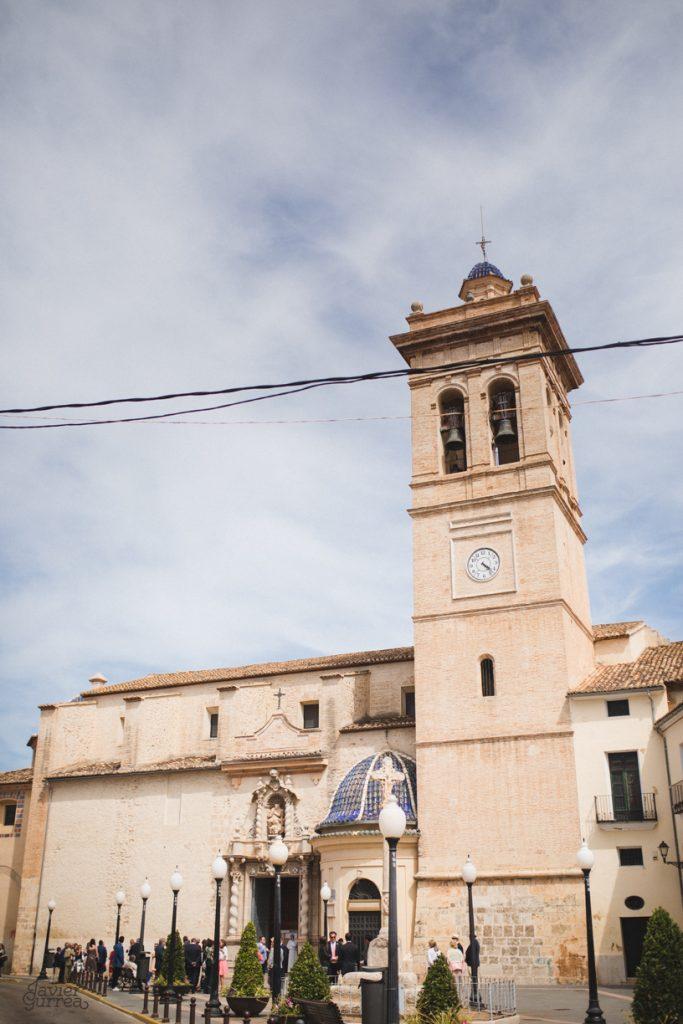 Boda en Huerto Barral