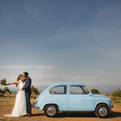 La bonita boda de Sara & Marco