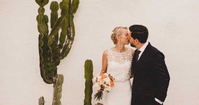 La boda de Evgeniya & Carlos