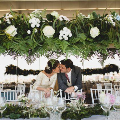 La boda de Inma & Marce
