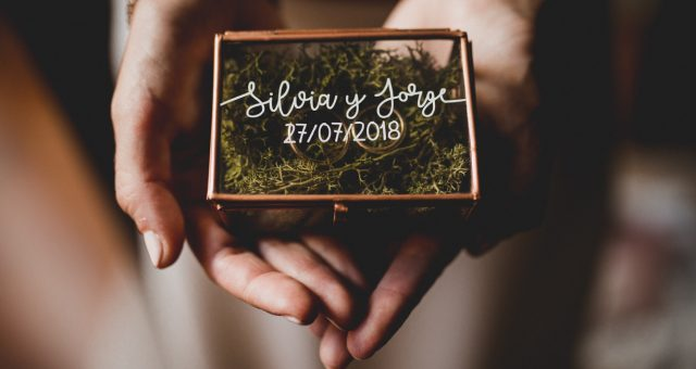 La boda de Silvia & Jorge