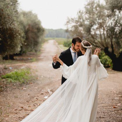 La boda de Borja & Marta