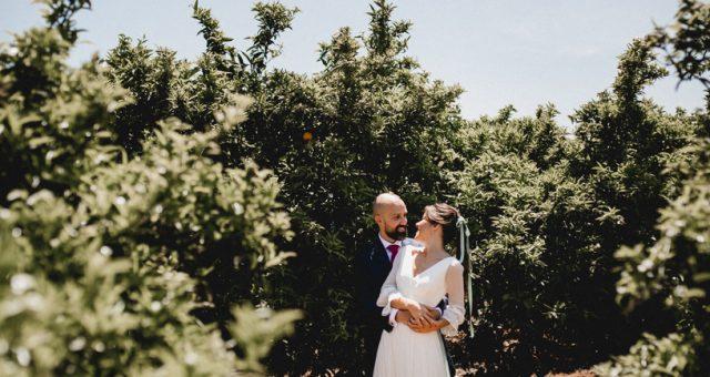 La boda de Bea & David