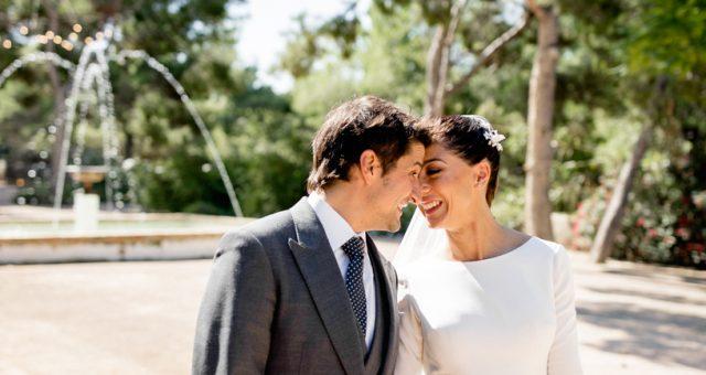 La boda de Paula y Quico