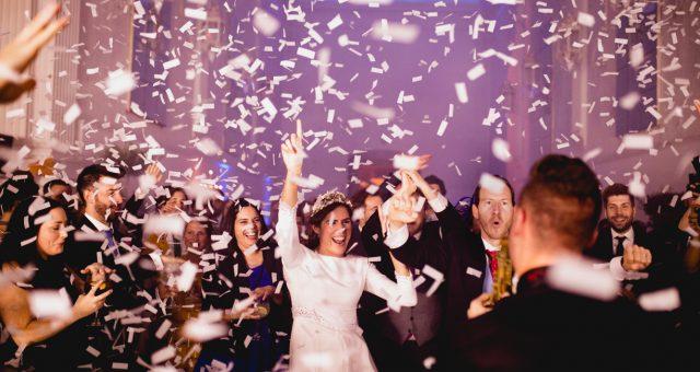 La boda de Paula y Nico
